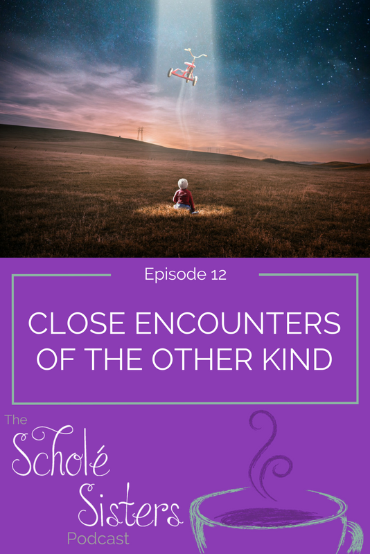 A discussion about leading our children through encounters with viewpoints with which we don't agree. Tips, cautions, separations, and more!