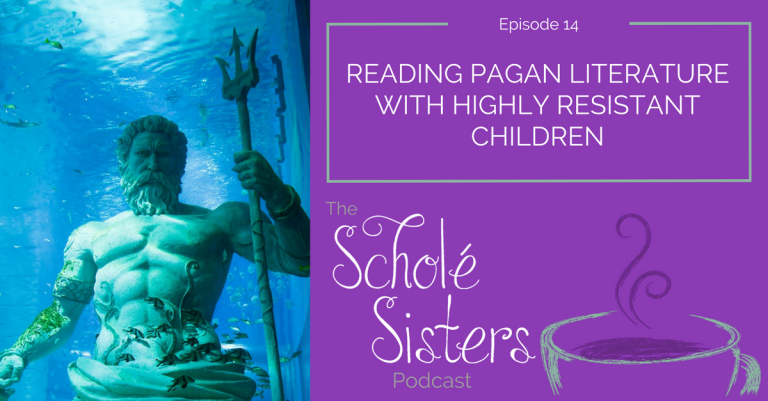 SS #14: Reading Pagan Literature with Highly Resistant Children (with Wes Callihan)