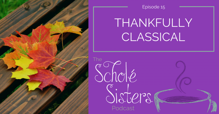 SS #15: Thankfully Classical