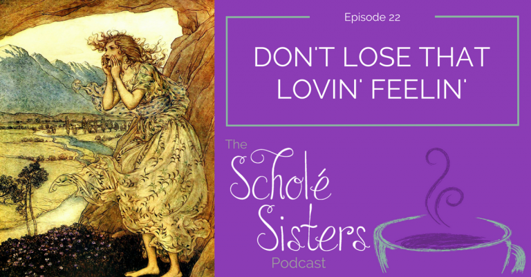 SS #22: Don't Lose That Lovin' Feelin'