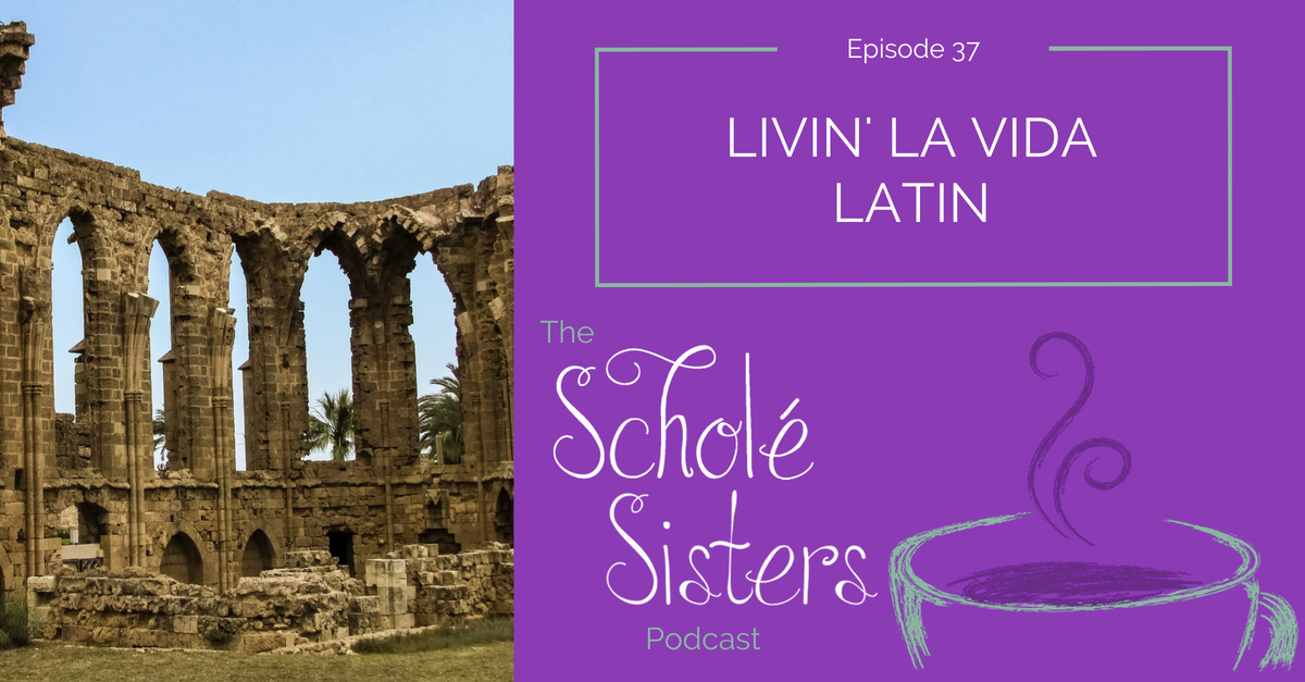 SS #37: Livin' La Vida Latin (with Angela Reed!)