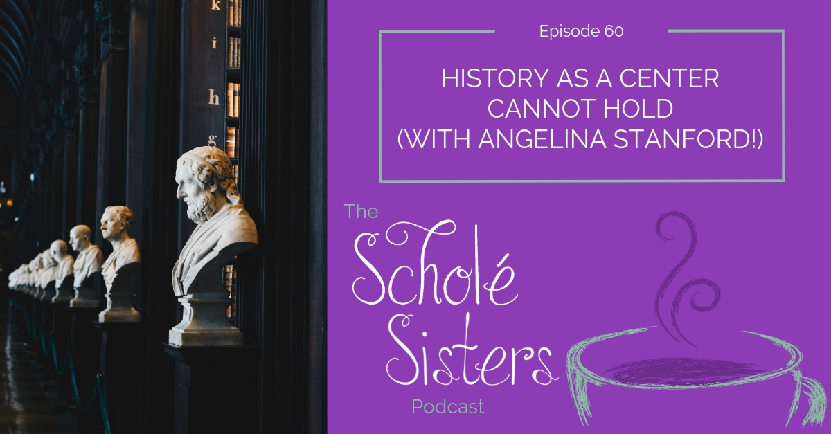 SS #60: History as a Center Cannot Hold (with Angelina Stanford!)