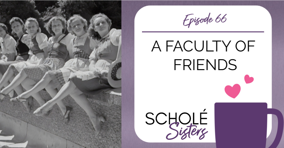 SS #66: A Faculty of Friends