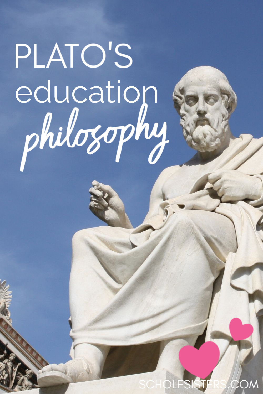 Plato's education philosophy - classical education studies