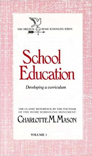 School Education: Developing a Curriculum